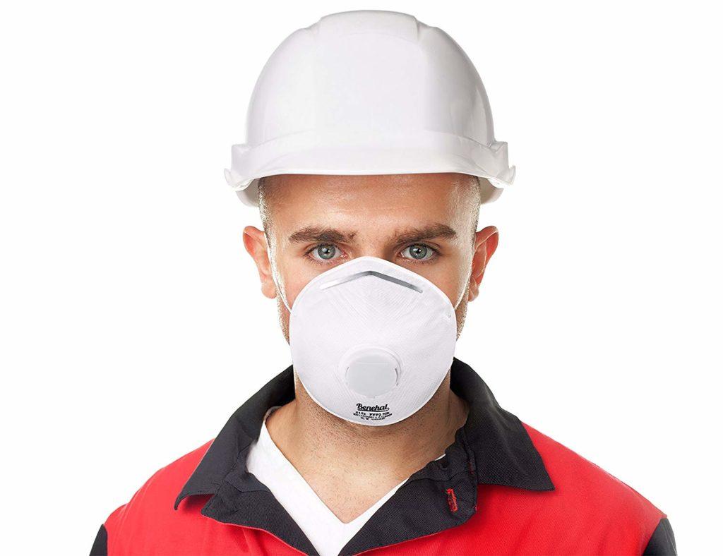 Die richtige Atemschutzmaske