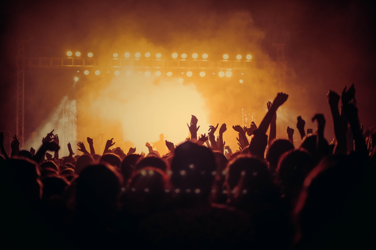 Ohrstöpsel für Konzerte