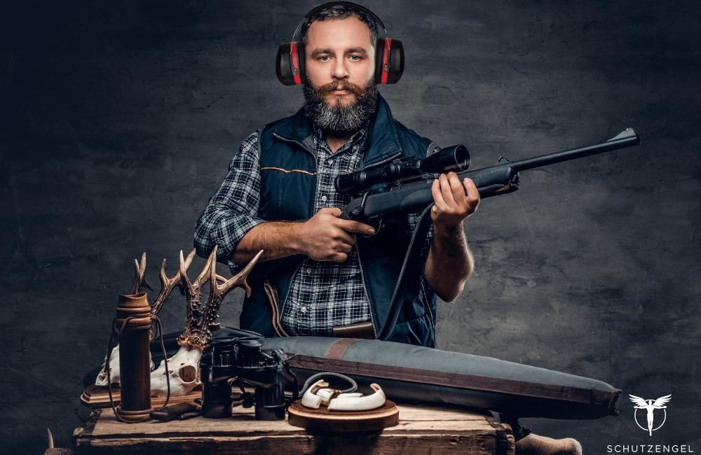 Welcher Gehörschutz bei der Jagd