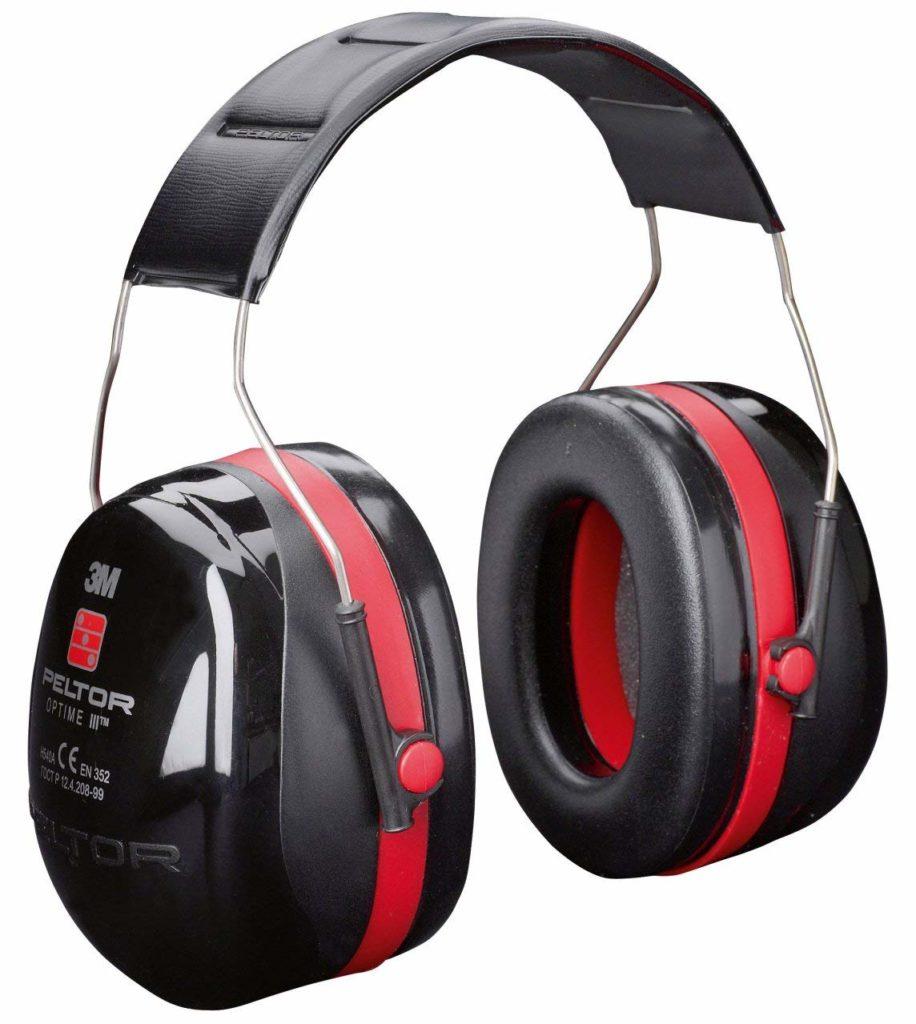 Gehörschutz Rasenmäher