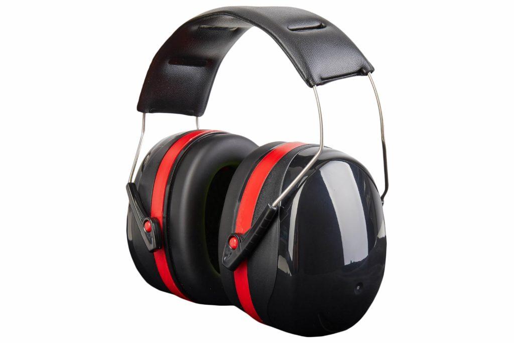 Gehörschutz Test Arbeit