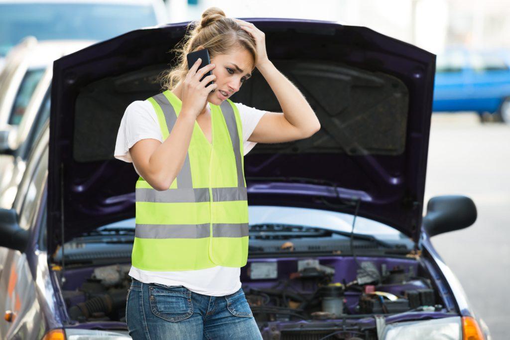 Warnwesten fürs Auto